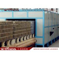 Quality Brick Production Line Processing Clay Brick Kiln Types Easy Maintenance  for sale
