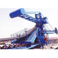 Quality Coal Bucket Wheel Stacker And Reclaimer , Portal Scraper Reclaimer For Bulk Cargo for sale