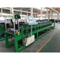 Wholesale 0.3 - 0.8mm Corrugated Fine Roofing Sheet Roll Forming Machine AC 7.5KW Motor from china suppliers