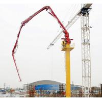 Wholesale Hydraulic Mobile Concrete Placing Boom , Boom Pressure Concrete Pump 13m 15m 17m from china suppliers