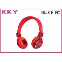 Wholesale Professional Bluetooth 3.0 Headset With EQ Button Purple / Blue / Red / Pink Color from china suppliers