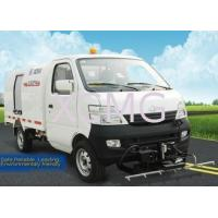 Wholesale High Pressure Special Purpose Vehicles , 8.2KW Street Cleaning Vehicles XZJ5020TYHA4 from china suppliers
