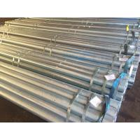 Wholesale Hot dip galvanized metal steel pipes /small diamter metal tube/ERW metal pipe from china suppliers