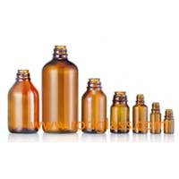Wholesale amber reagent glass bottle for liquid with tamper evidient caps,Various size from china suppliers