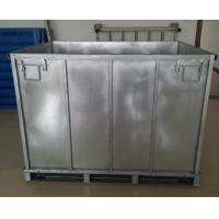 Wholesale Heavy duty stackable metal Stillage box, goodpack box , storage box from china suppliers