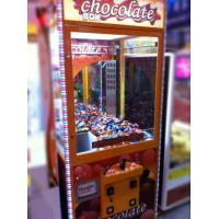 Wholesale Chocolate Claw machine claw crane machine for sale from china suppliers
