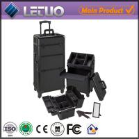 Wholesale Makeup case cosmetic case beauty case makeup case with drawers from china suppliers
