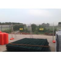 Wholesale Light Duty Temporary Fencing panels for sale 14 microns zinc layer ,clamp .foot ,panel ,temp fencing for sale china from china suppliers
