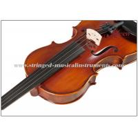Wholesale Brazil Wood Musical Instruments Violin With Ebony Fingerboard Material from china suppliers