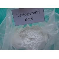 Wholesale Steroid Hormone Bodybuilding Testosterone Base CAS 58-22-0 Steroid Powder 99% Purity from china suppliers