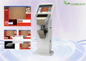 Wholesale Professional Digital Facial Skin Analyzer Machine , Body Analyzer Machine from china suppliers