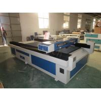 Wholesale 1325  Large Laser Cutting Machine for woodworking with 100w CO2 sealed glass tube from china suppliers