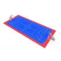 Buy cheap Mulit-function Low Cost Performance Tennis Sport Court Flooring With Tennis / volleybal from wholesalers