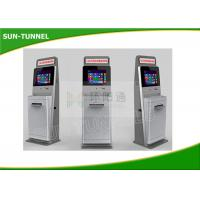 Wholesale Digital Security Hotel Lobby Kiosk With Code Keyboard High Stability from china suppliers