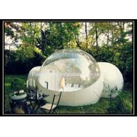 Wholesale Heat Resistant Inflatable Bubble House Wearproof UV Protective from china suppliers