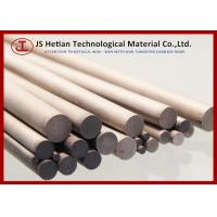 Wholesale 310 / 330 mm Unground Tungsten Carbide Bar HF30 /  K40UF with Bending strength 4000 MPa from china suppliers