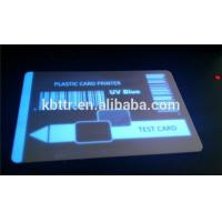Wholesale Security blue uv ribbon  p330i on PVC card from china suppliers