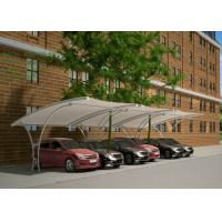 Wholesale Outdoor Car Parking Canopy Car Wash Canopy Shaded Parking Structures For Community from china suppliers