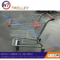 Wholesale 100L 125L 150L Airport / Supermarket Shopping Trolley Unfolding from china suppliers