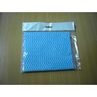 Wholesale Spunlace Nonwoven Disposable Washcloths for Floor Cleaning Yellow Green Blue Red from china suppliers