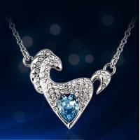 Wholesale Ref No.: 140617 Lucky horse Necklace online shop jewellery wholesale jewelry websites from china suppliers