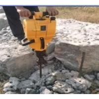 Quality YN27 YN30 portable gasoline diesel rock drill china export for sale