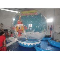 Wholesale Decoration Christmas Inflatable Model , Inflatable Bubble Ball  For Showing / Festivals from china suppliers