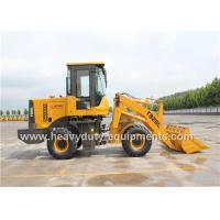 Wholesale 0.5m3 Bucket Mini Wheel Loader 9s Cycle Time Long Arm Joystick Y Type Wave Tyres from china suppliers