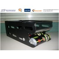 Wholesale Custom retail Plastic Shelf Display , drinks rack ABS + Clear PC + Aluminum Bars Material from china suppliers