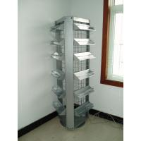 Wholesale Rotating Triangular Grocery Store Displays Portable Display Shelves from china suppliers