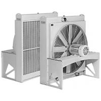 Wholesale HX03-22DH/ IP55/ 300W/48V DC/ air to air exchanger from china suppliers