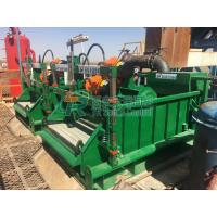 Buy cheap Top Quality Large Mesh Number Huge Capacity Shale Shaker for Oil and Gas Drilling, API Standard from wholesalers