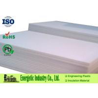 Wholesale Natural White Polypropylene PP Sheets with Custom Sizes , 1000 x 2000mm from china suppliers