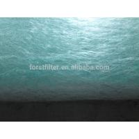 FORST Green and White Fiberglass Hepa Filter Rolls Paint Air Filter Material