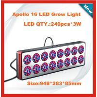 Wholesale 560W(240x3w) Apollo 16 Led grow light/Apollo 16 indoor plant Led grow light from china suppliers