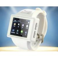 Wholesale Z1++ Smart Watch Phone Mtk6515 dual core android 4.1 bluetooth GPS Wifi compass Playstore from china suppliers