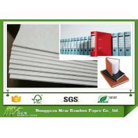 Wholesale Good Stiffness Uncoated Grey Paperboard Book Boards For Binding from china suppliers