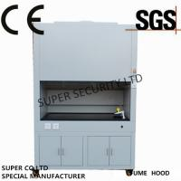 Wholesale 800W - 1400W Chemical Fume Hood , exhaust fume hoods With LCD Display Screen from china suppliers
