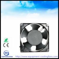 Wholesale ac fan 110V 120V 220V 240V 380V, 4.7 Inch metal industry exhaust fan 120 x 120 x 38mm from china suppliers