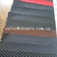 Wholesale Durable PVC synthetic leather for car seat and sofa various pattern pu leather from china suppliers