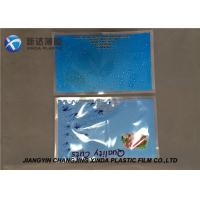 Wholesale Long Term Food Storage Vacuum Pack Bags Customized Size With Tear Notch from china suppliers
