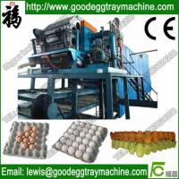 Wholesale High efficiency Paper egg tray injection molding production line from china suppliers