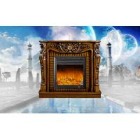 Wholesale Apartment Decor Freestanding Vintage Electric Fireplace Heater With Remote 750-1500w from china suppliers