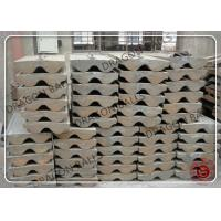 China Sand Casting Steel Grinding Mill Liners , Cement Mill Liner Plates on sale