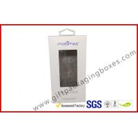 Wholesale offset print paper box Card board packaging box with clear PVC window from china suppliers