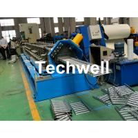 Wholesale Galvanized Steel Cable Tray Roll Forming Machine With 18 Stations Forming Roller Stand from china suppliers
