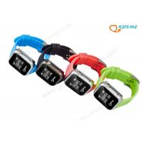 Wholesale Waterproof Smart Child GPS Watch / Kids GPS Tracker Watch With Geo Fence Alarm from china suppliers