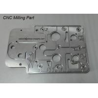 Quality Aluminium6061-T6 Circuit board Custom 5Axis CNC Milling processing for electronic Parts for sale