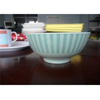 Wholesale Cute Melamine Plastic Bowls Secondary Colours With High Impact Resistance from china suppliers