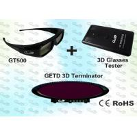 Wholesale 3D Museum Solution with IR 3D Emitter and 3D Stereo Glasses from china suppliers